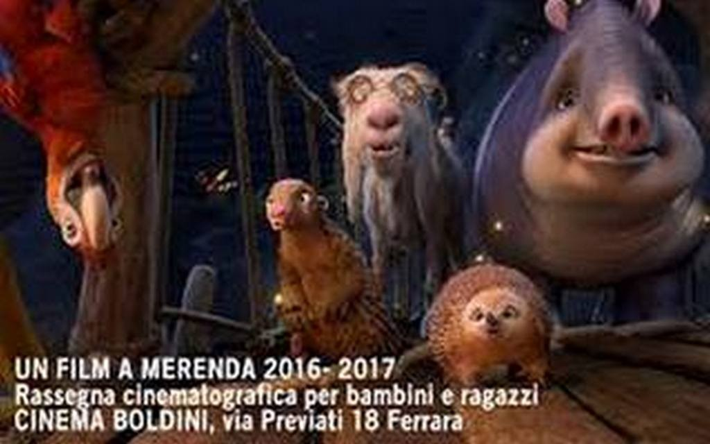 "SALVI VIVAI PARTNER DI ""UN FILM A MERENDA"""