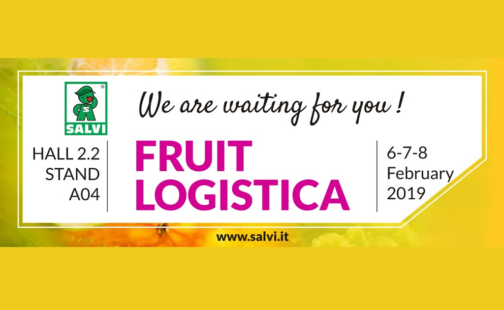 SALVI A FRUITLOGISTICA