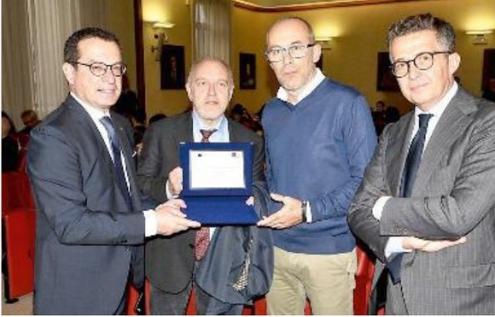 A Igor Scotti il premio Cittadinanza Responsabile 2018